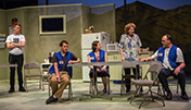 A Bright New Boise - Directed by John Vreeke - Third Rail Repertory Theatre, Portland Oregon