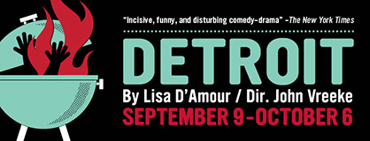 DETROIT - Directed by John Vreeke - Woolly Mammoth Theatre - Washington DC