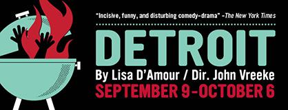 DETROIT - Directed by John Vreeke - Woolly Mammoth Theatre - Washington DC