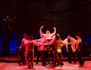 Standout Singers Among The Shtetl Swarms Include D.C. Musical Theater  Favorites Like Sherri Edelen (as Tevyeu0027s Unrelenting Nag Of A Wife) And  Jenna ...