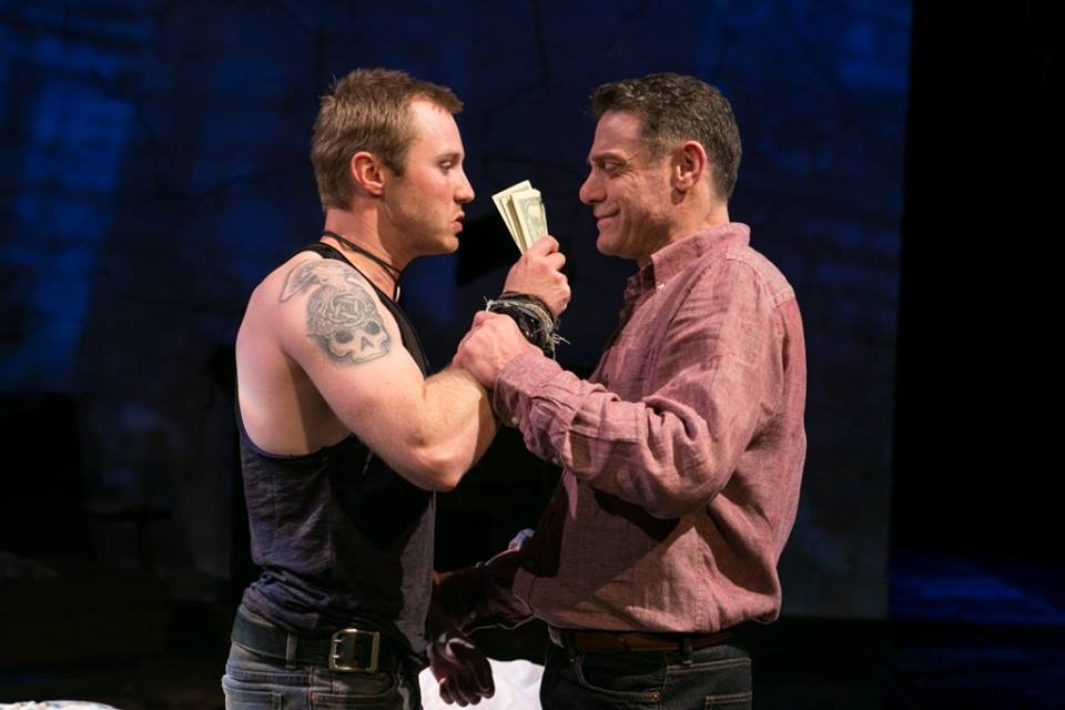 The Intelligent Homosexual's Guide to Capitalism and Socialism with a Key to the Scriptures - Directed by John Vreeke - Theatre J - Washington DC