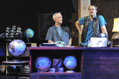 Lonely Planet - Directed by John Vreeke, MetroStage, DC
