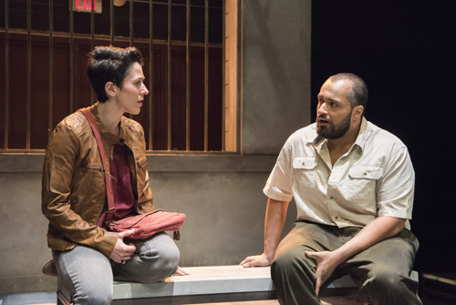 The Return - Directed by John Vreeke - Mosaic Theater Company, Washington DC